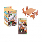 Игровой набор Shenzhen toys Happy Family, 012-01B Д43928