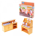 Игровой набор  Shenzhen toys Happy Family, 012-03B Д43930